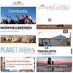Blogs zum Reisen mit Kindern