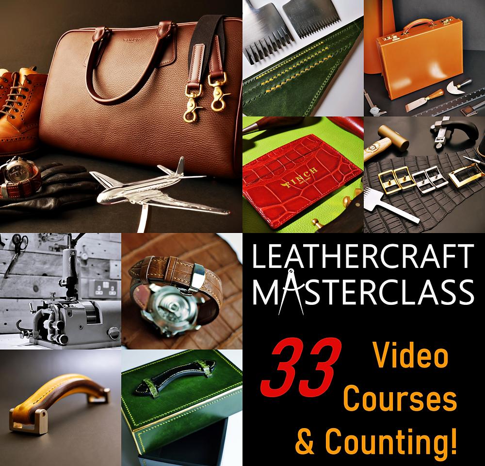 leathercraft tutorials
