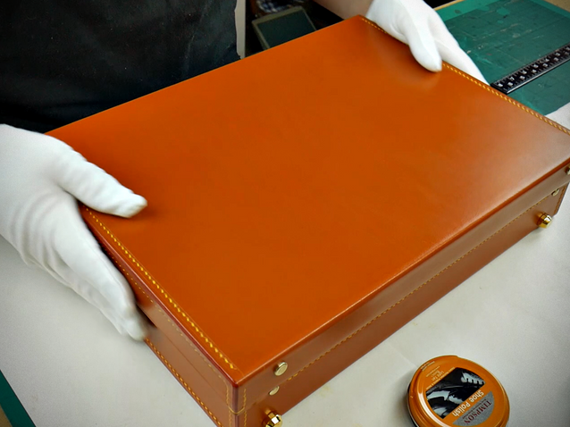 The Bloomsbury Attache Case: Completion