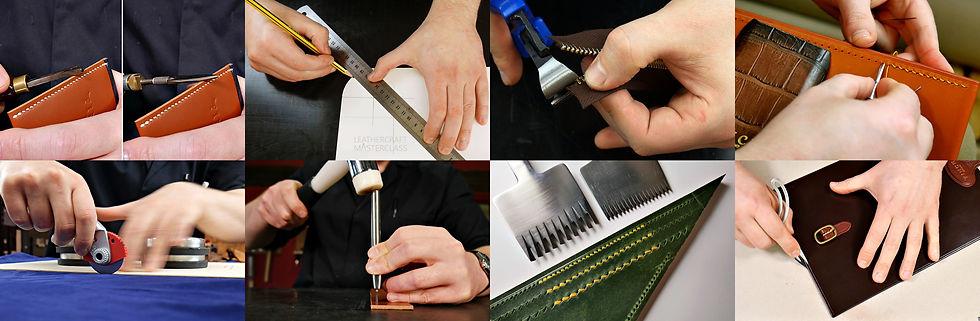 Essential fine leathercraft teachniques