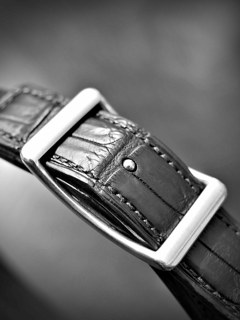 Made To Measure Switch Buckle Belt