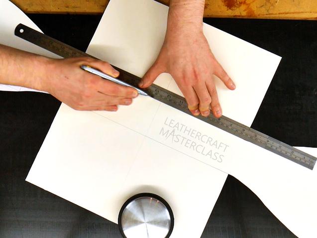 The Art & Craft Of Pattern Making- The De Havilland Travel Bag