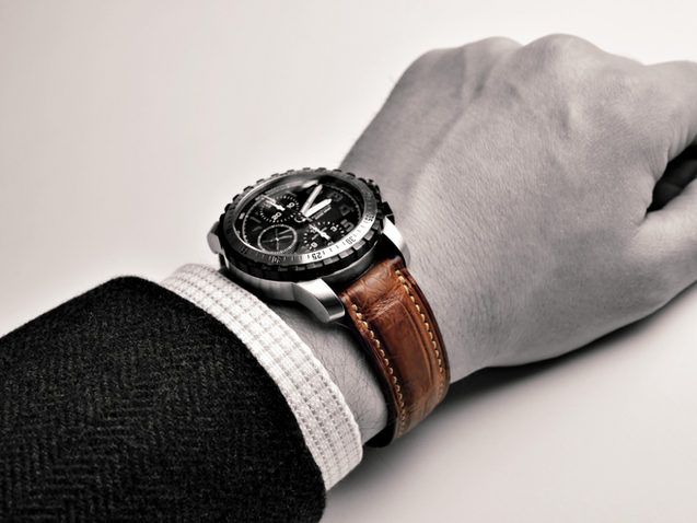 The Making Of Luxury Watch Straps Pt 1