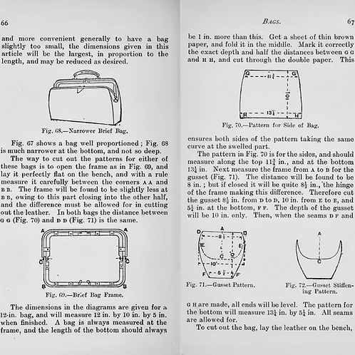 Leatherworking Guide