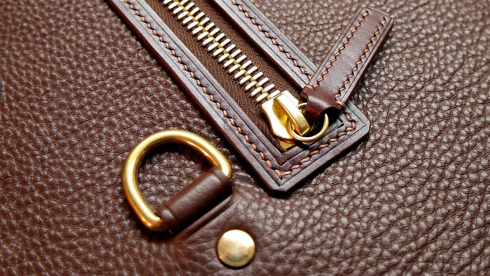 fine leathercraft leather bag making