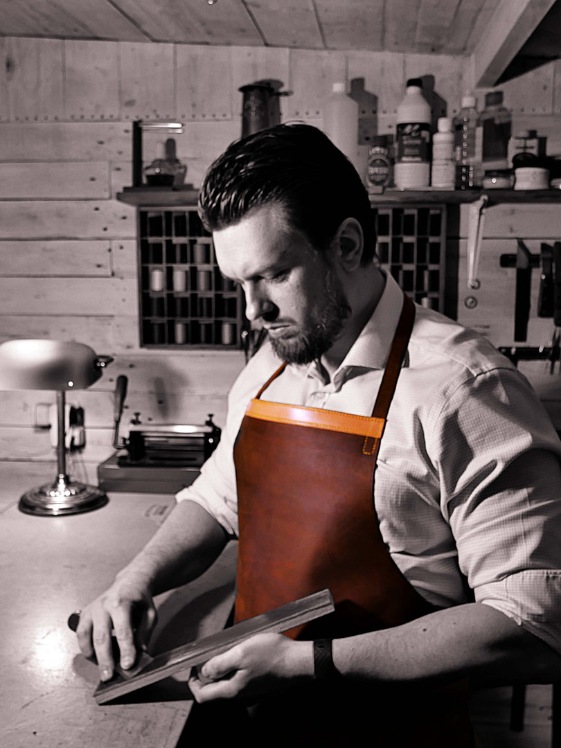 Made To Measure Bespoke Apron