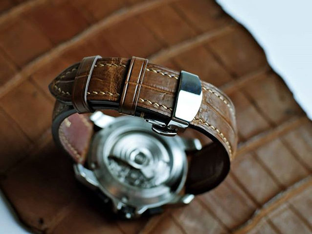 The Making Of Luxury Watch Straps Pt 3