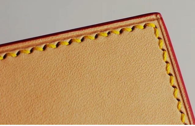 Details Make Perfection: Corner Stitching