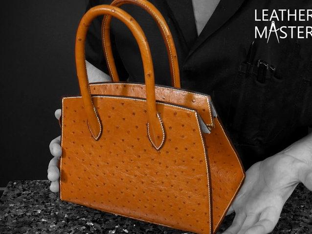 The Turenne Luxury Handbag Pt 5/5
