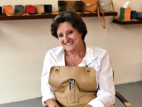 From Hermès Paris, to April In Paris. An interview with Béatrice Amblard.