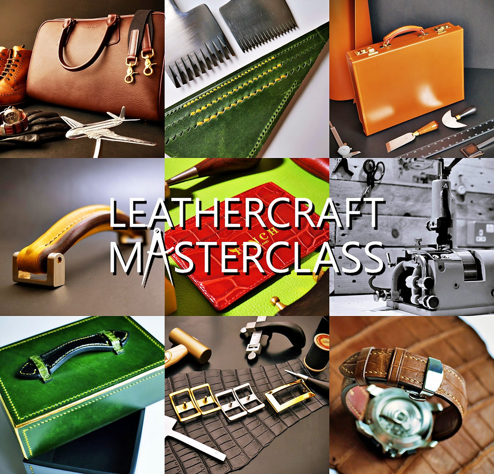 online leathercraft courses