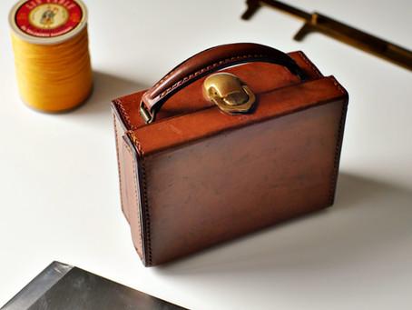 How To Restore. A Miniature Vuitton Handle Build Along