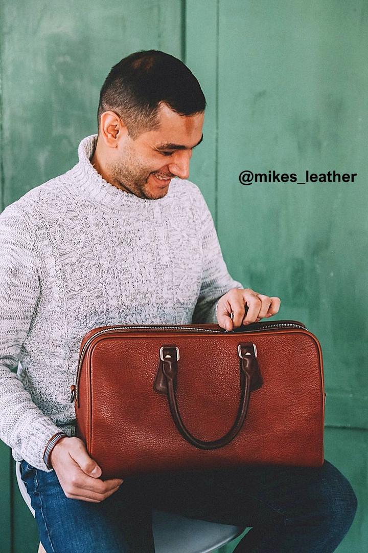 The De Havilland Travel Bag