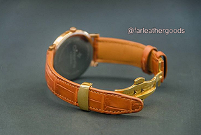 The Making Of Luxury Watch Straps