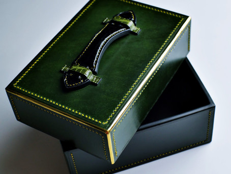 Fine Leathercraft. The 7 Signs Of Luxury