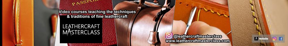 leather craft tutorials