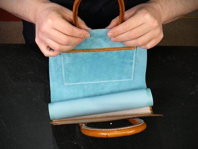 The Turenne Luxury Handbag Pt 4/5