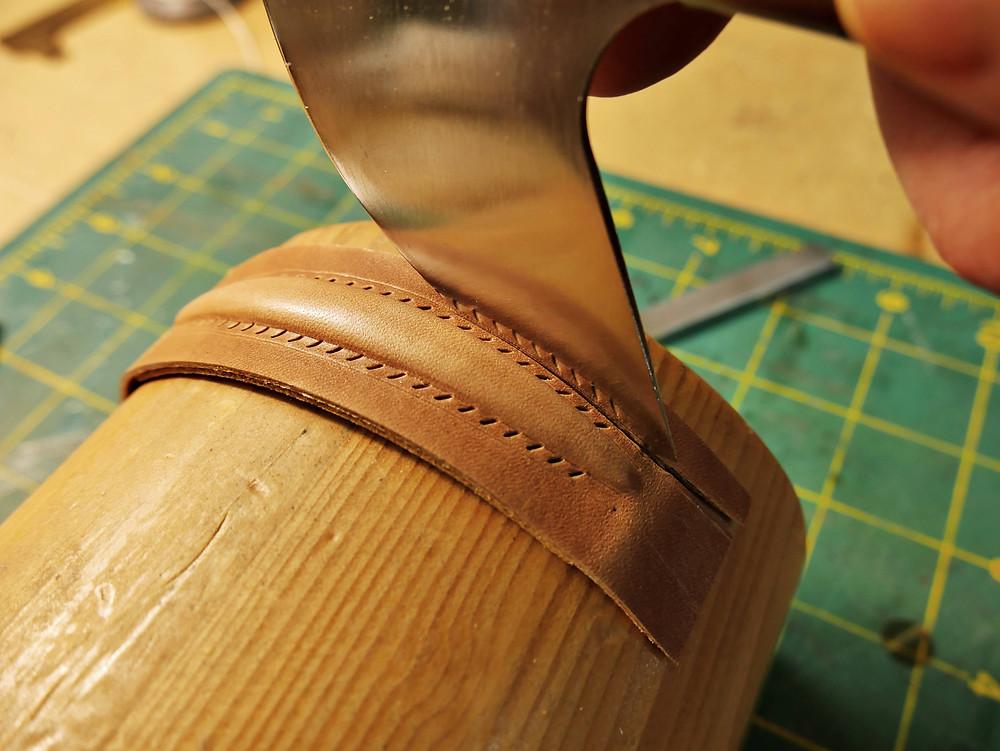 restoring Louis Vuitton