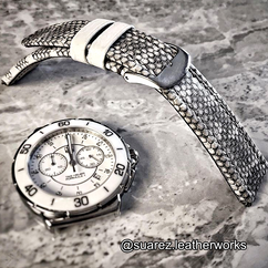 The Turned Edge Watch Strap