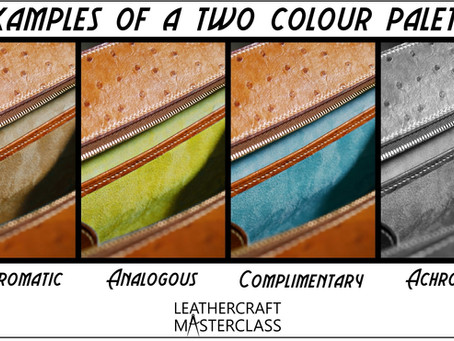 The color combination cheat guide. How to perfectly match leather colors like a pro