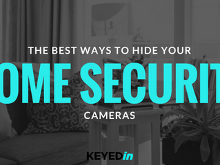 Best Ways to Hide Home Security Cameras