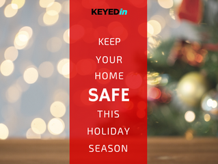 How to Keep Your Home Safe During The Holidays