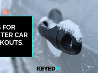 Tips for Winter Car Lockouts