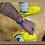 Thumbnail: Blue and Yellow (2 bands)