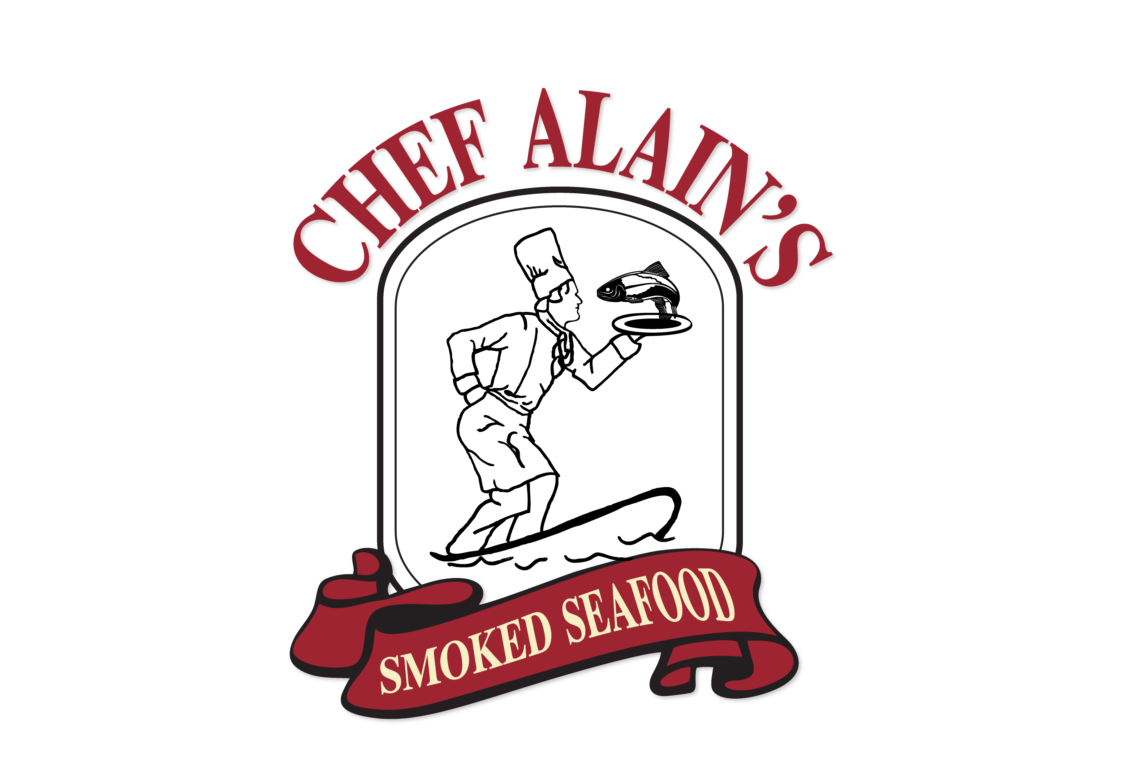 Chef Alain's Smoked Seafood