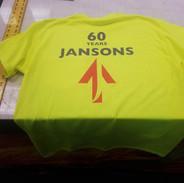 Jansons Heat Press