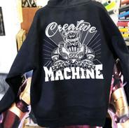 CREATIVE MACHINE SHIRT
