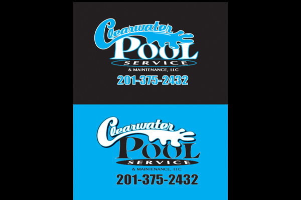 CLEARWATER POOL LOGO