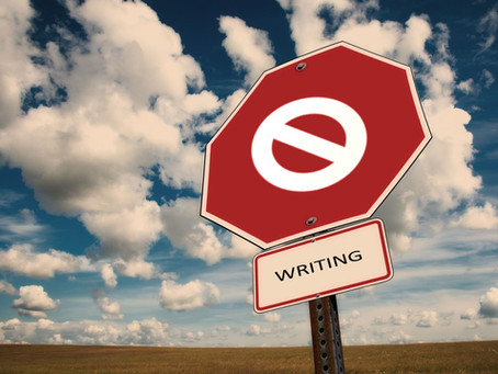 Should you stop writing?