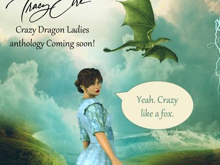 Crazy c̵a̵t̵  𝙙𝙧𝙖𝙜𝙤𝙣 ladies. Yes.