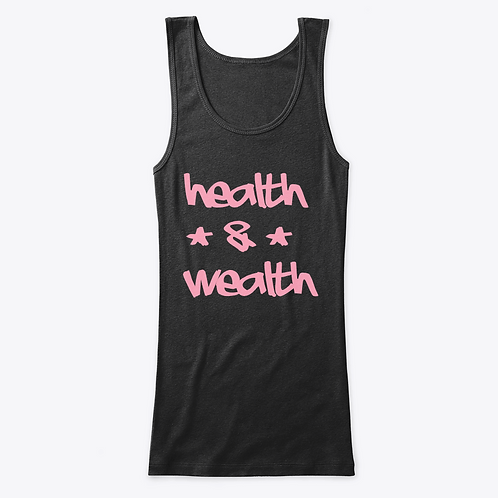 Health & Wealth Lifestyle Tank3