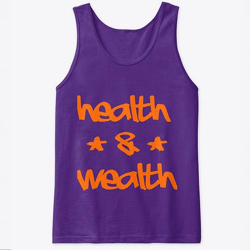 Health & Wealth Lifestyle Tank2