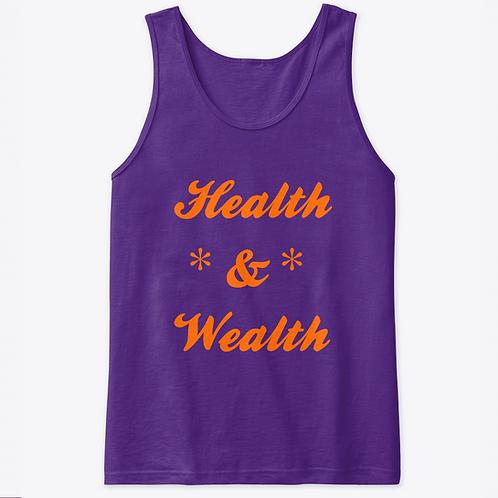 Health & Wealth Lifestyle Tank 1