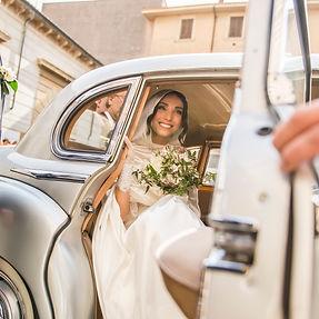 Francesca Rocco, sposa a Villa Boschi