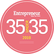 Entrepreneur Magazine 35 under 35 logo
