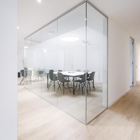 Office Beckenhof - View