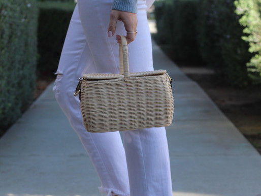 Current Obsession: Basket Bags