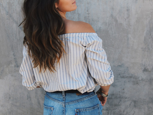 Outfit of the Day: Transitional Dressing