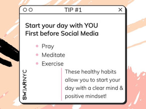 TIPS ON HOW TO BE PRODUCTIVE EVERYDAY