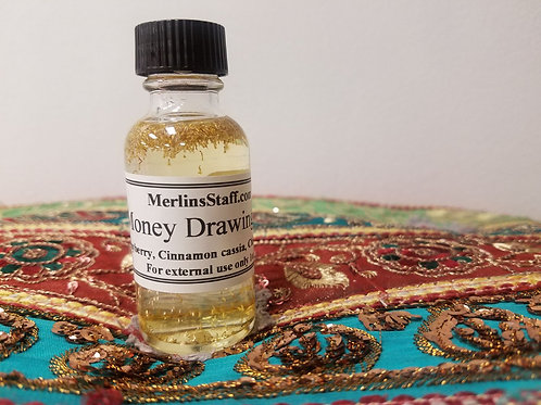 Money Drawing oil 1oz