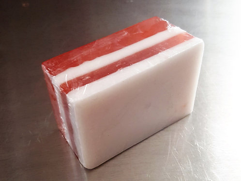 Peppermint Soap 4oz Bar