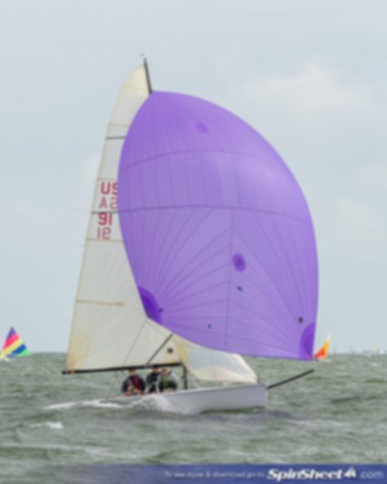 Baxter Hampton Sunfish Challenge (116)-X