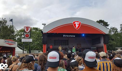 Firestone Music Tour
