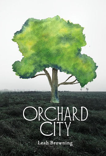 Orchard City cover - design by Sarah Rec