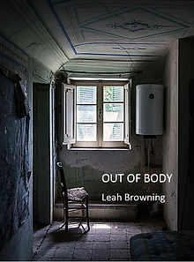 Out of Body chapbook cover