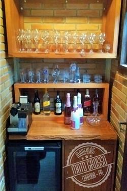 Cod.5575 - bancada bar